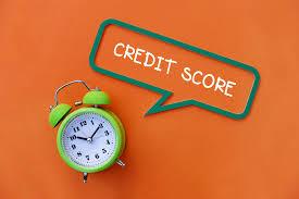credit score or credit report