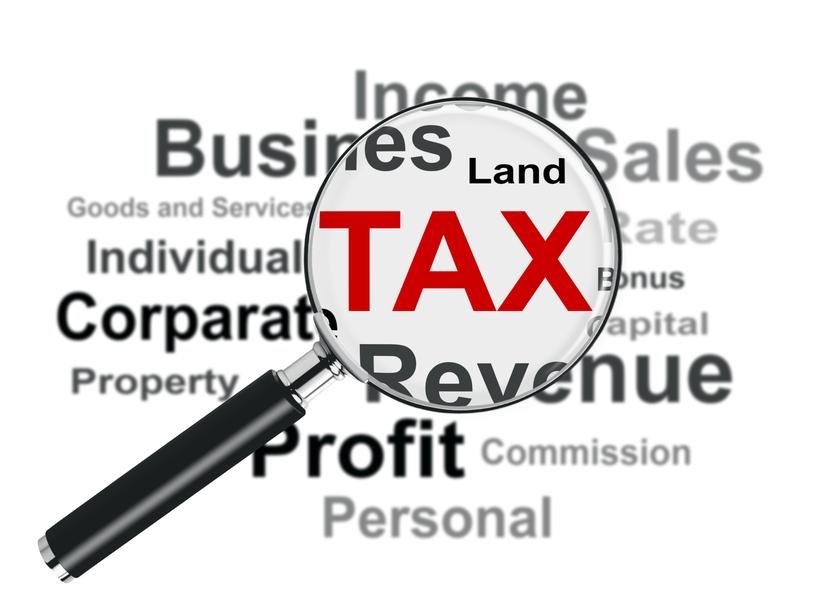 Tax troubles