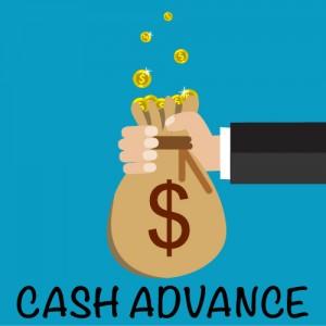 A cash advance