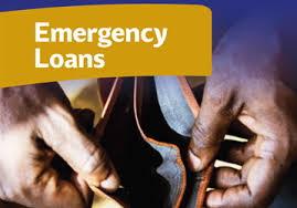 Emergency loans provide fast cash