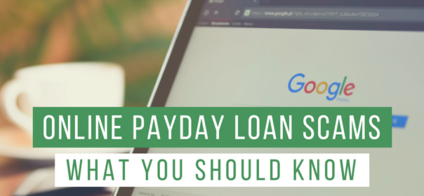 Payday loan a scam
