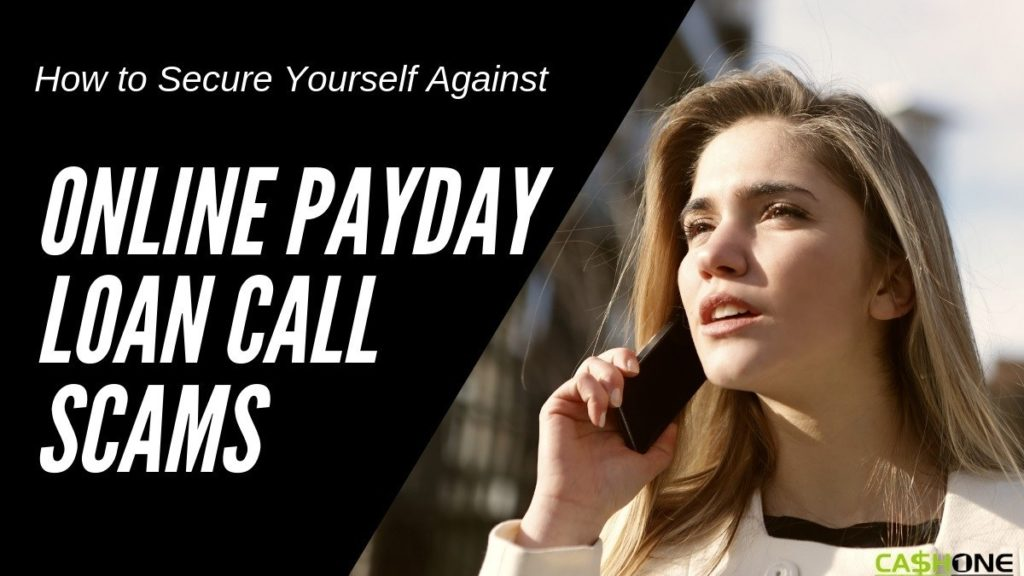 Payday loan call scam