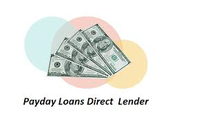 Payday loan direct lender