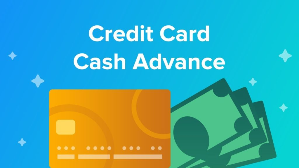 cash advance credit card