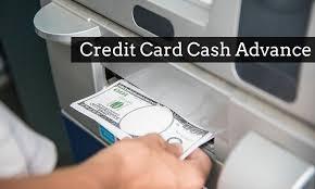 Cash advance with debit card